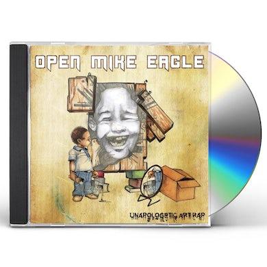 Open Mike Eagle UNAPOLOGETIC ART RAP CD