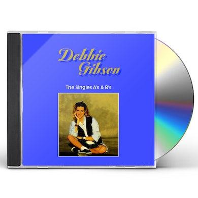 Debbie Gibson  THE SINGLES A'S & B'S (2CD) CD