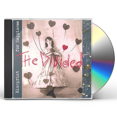 Divided BLUEPRINT FOR HAPPINESS CD