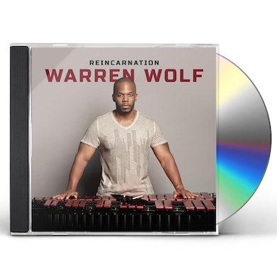 Warren Wolf Reincarnation CD