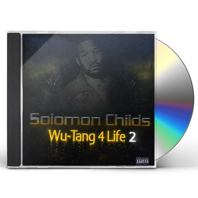 Solomon Childs WU-TANG 4 LIFE 2 CD