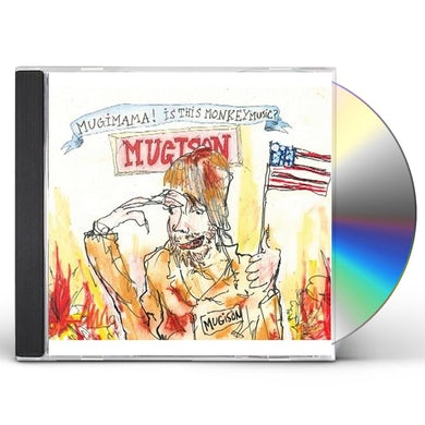 Mugison MUGIMAMA IS THIS MONKEY MUSIC CD