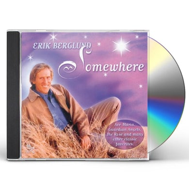 Erik Berglund SOMEWHERE CD