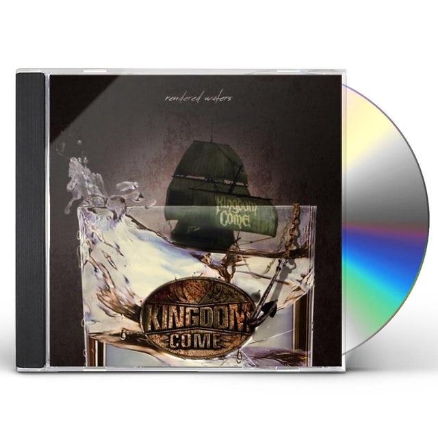 Kingdom Come RENDERED WATERS CD - Asia Release