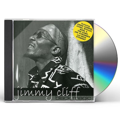 Jimmy Cliff BLACK MAGIC CD