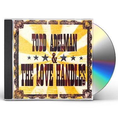 Todd Adelman LOVE HANDLES CD