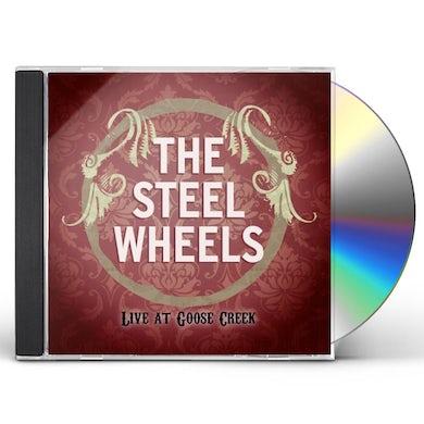 STEEL WHEELS: LIVE AT GOOSE CREEK CD