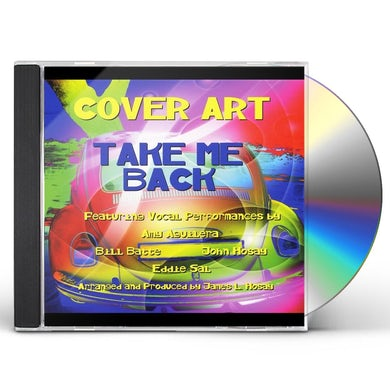 Cover Art TAKE ME BACK CD