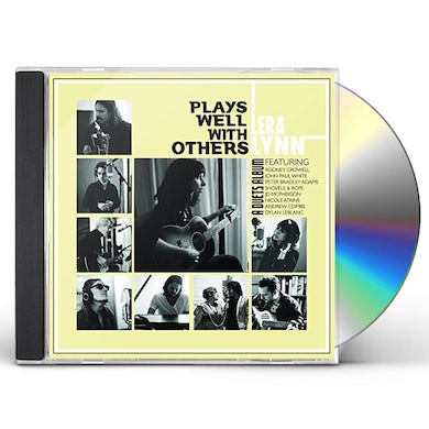 PLAYS WELL WITH OTHERS CD