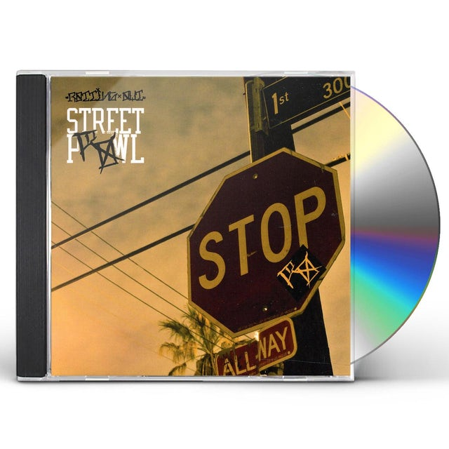 Rotting Out STREET PROWL CD