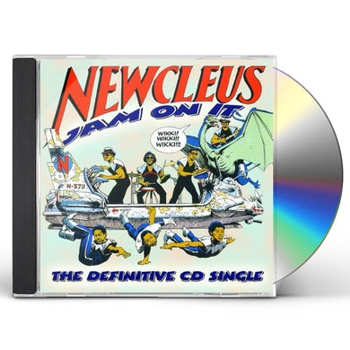 Newcleus JAM ON IT: THE DEFINITIVE CD