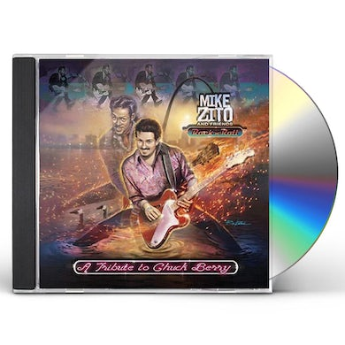 Mike Zito Tribute To Chuck Berry CD