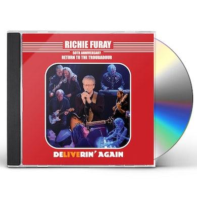 Richie Furay 50 Th Anniversary Return To The Troubadou CD