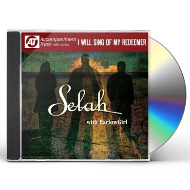 Selah I WILL SING OF MY REDEEMER CD
