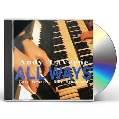 Andy LaVerne ALL WAYS CD