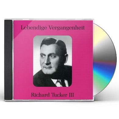Richard Tucker LEGENDARY VOICES 3 CD