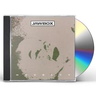 Jawbox NOVELTY CD