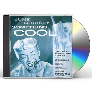 June Christy SOMETHING COOL CD