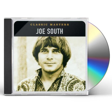 Joe South CLASSIC MASTERS CD