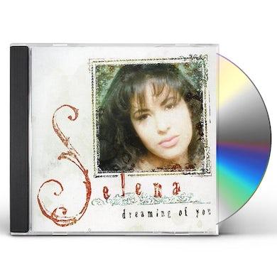 Selena DREAMING OF YOU CD