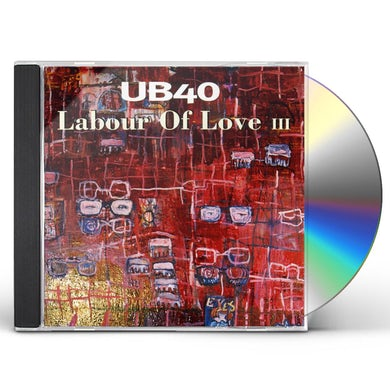 Ub40 LABOUR OF LOVE 3 CD