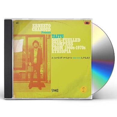 ERNESTO CHAHOUD PRESENTS TAITU: SOUL-FUELLED / VAR CD