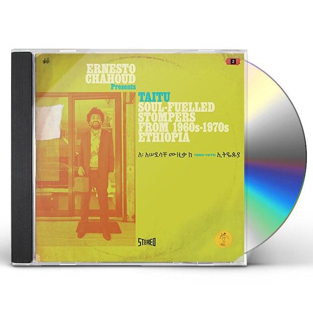 Ernesto Chahoud Presents Taitu: Soul-Fuelled / Var