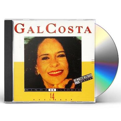 Gal Costa MINHA HISTORIA CD