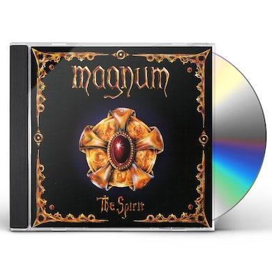 Magnum SPIRIT CD