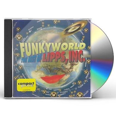Lipps Inc FUNKYWORLD: BEST OF CD