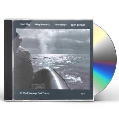 Paul Bley IN THE EVENINGS OUT THERE CD