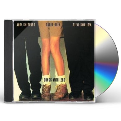 Carla Bley SONGS WITH LEGS CD