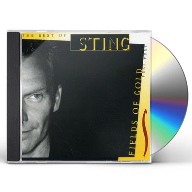 Sting FIELDS OF GOLD: BEST OF (1984-1994) CD