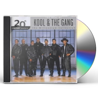 Kool & The Gang 20TH CENTURY MASTERS CD