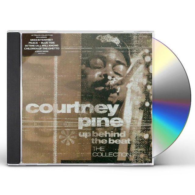 Courtney Pine COLLECTION CD