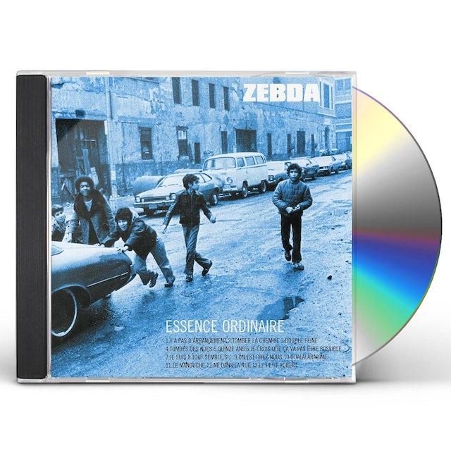 Zebda ESSENCE ORDINAIRE CD