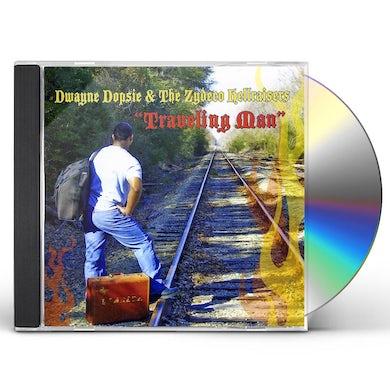 Dwayne Dopsie TRAVELING MAN CD