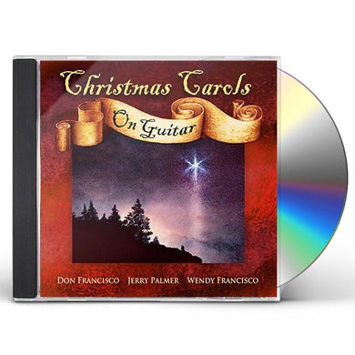 Don Francisco CHRISTMAS CAROLS ON GUITAR CD