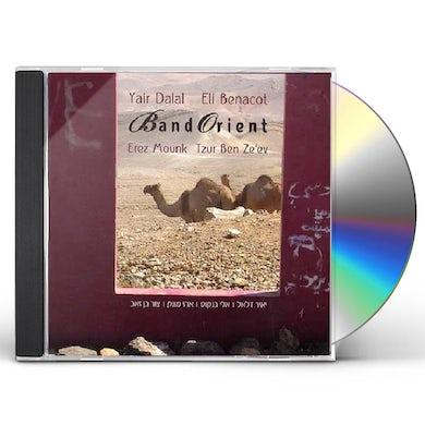 Yair Dalal BAND ORIENT CD