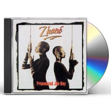 ZHANE PRONOUNCED JA-NAY CD
