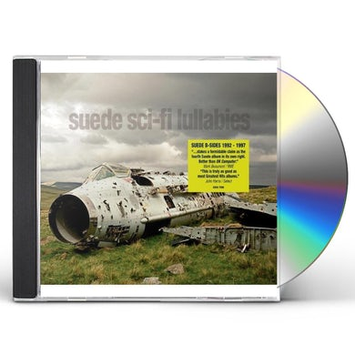 Suede SCI-FI LULLABIES CD