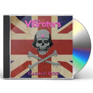 The Vibrators GARAGE PUNK CD