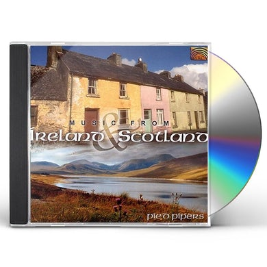 Pied Pipers MUSIC FROM IRELAND AND SCOTLAND CD