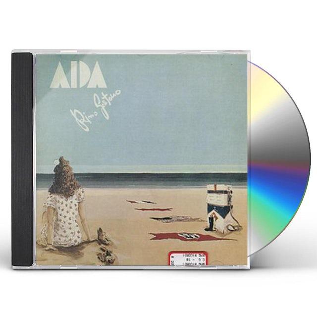 Rino Gaetano AIDA THE BEST OF CD