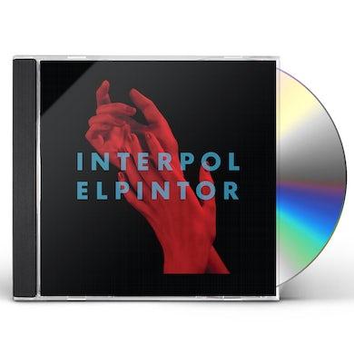 Interpol EL PINTOR CD