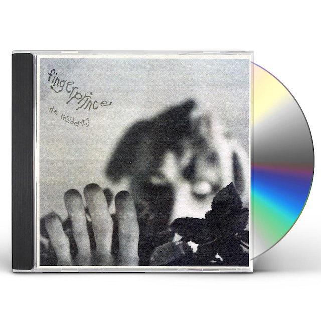 Residents FINGERPRINCE CD