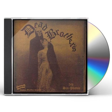 DEAD BROTHERS 5TH SIN-PHONIE CD