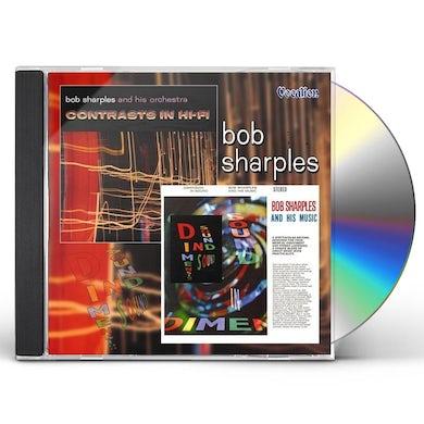 Bob Sharples DIMENSION IN SOUND/CONTRASTS IN CD