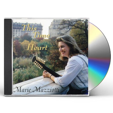 Marie Mazziotti THIS TIME FROM THE HEART CD