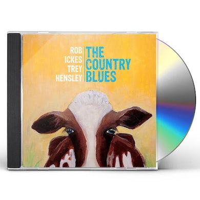 Rob Ickes & Trey Hensley THE COUNTRY BLUES CD